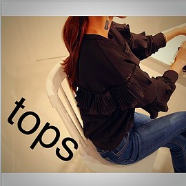 R.Mstyle - 再入荷☆tops 2color インポート