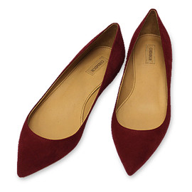 CHEMBUR - FLATS POINTED PUMPUS (SUEDE)