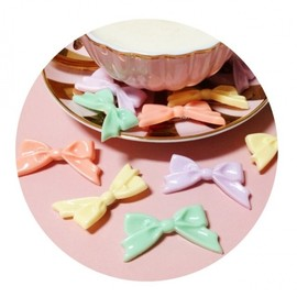 love♡letter - Ribbon Hair Clip