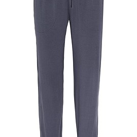 DKNY - Cropped stretch-modal pants