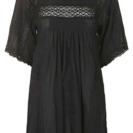 TOPSHOP - Embroidered Night Dress