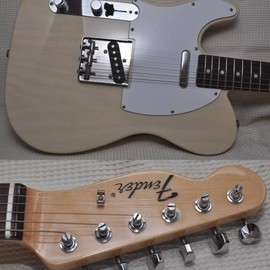 Fender Japan - TL71 ASH USB LEFTY TELECASTER