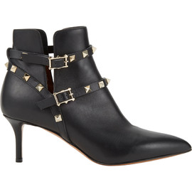 VALENTINO - Absolute Rockstud Ankle Boots