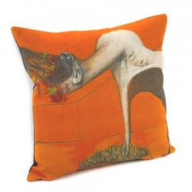 Francis Bacon - Cushion 'Untitled (Fury)'c.1943-5