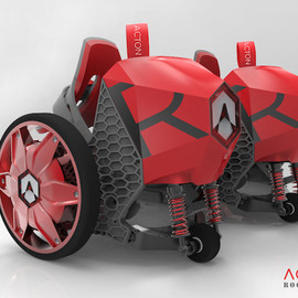 ACTON R - RocketSkates