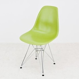 Eames - Shell Side Chair DSR / Lime Yellow