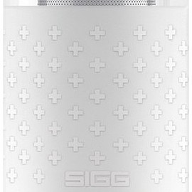 SIGG - Hot & Cold Glass WMB White