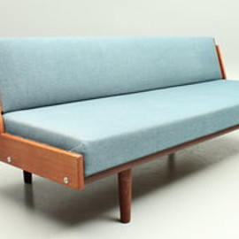 Hans J. Wegner - GE 7 day-bed