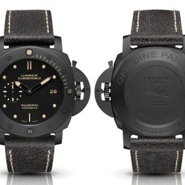 Panerai - Panerai PAM 508 Luminor Submersable Ceramica Watch