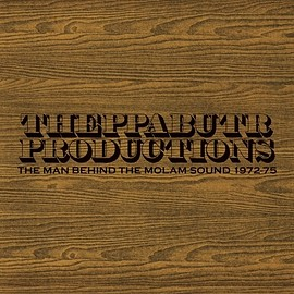 V.A. - Theppabutr Productions:The Man Behind The Molam Sound 1972-75