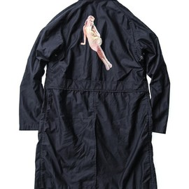 soe, Coca-Cola, zozotown - COTTON WORK COAT