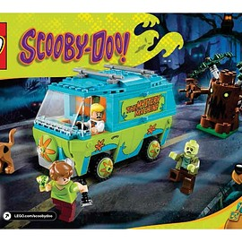 LEGO - LEGO Scooby-Doo The Mystery Machine