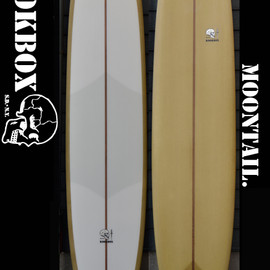 kookbox - The Moon Tail 9'0'""