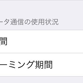 iPhone 5s 半年で.. - 132GB 通信量 使用..