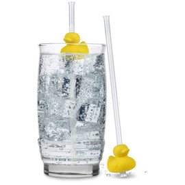 Fred and Friends - Duck Duck Drink Straws