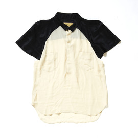 TOGA - Short Sleeve Pull Over Shirt