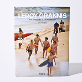 TASCHEN - Leroy Grannis, Surf Photography of the 60's and 70's