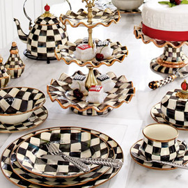 MacKenzie-Childs - Courtly Check Dinnerware
