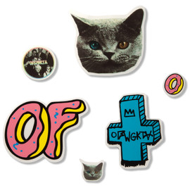 Odd Future - OF Sticker Variety Sticker Pack