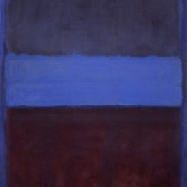 Mark Rothko - No. 61 (Rust and Blue)