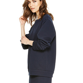 DKNY - Textured Pullover
