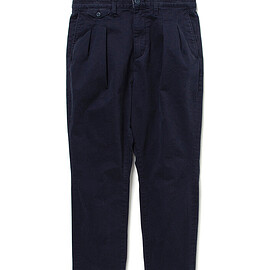 nonnative - DWELLER CHINO TROUSERS RELAXED FIT C/P TWILL STRETCH VW