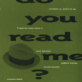 Emigre - 15 : Do You Read Me?