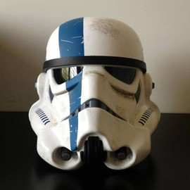 eFX - Star Wars 1/1 STORM TROOPER COMMANDER HELMET