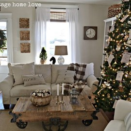 our vintage home love: 2012 Christmas Decor Ideas