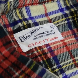 Gant Rugger - Country Twill Check Shirt (Pomegranate)