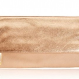 FENDI - Metallic Rosa Chameleon Clutch