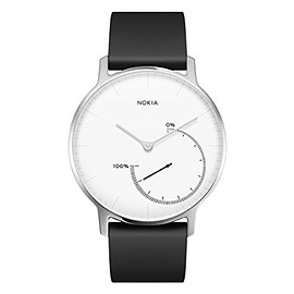 Nokia - Steel – Activity & Sleep Watch, white
