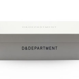 D&DEPARTMENT PROJECT - SHOESBOX