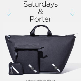 Saturdays Surf NYC porter - bags