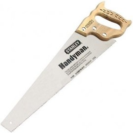 """STANLEY - 20\"""" Traditional Crosscut Saw"""