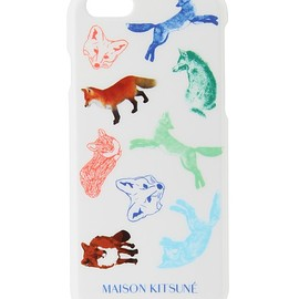 MAISON KITSUNÉ - IPHONE CASE CHILDISH