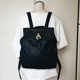 Small Wings Traveller (Grease Black)