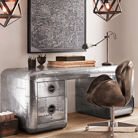 Restoration Hardware - Blackhawk Desk