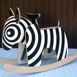 Newmakers is the New Rocking Horse - Rocking Zebra