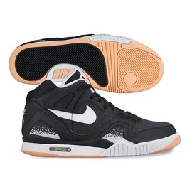 Nike - Air Tech Challenge II - Black/White/Gum