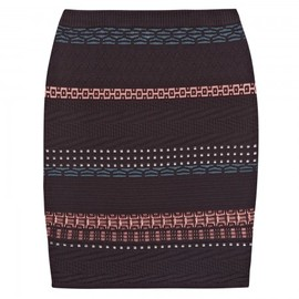 OPENING CEREMONY - Opening Ceremony Hollis knitted cotton blend skirt