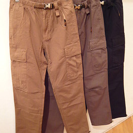 Gramicci - Mil Cargo Pants coyote