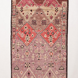 anthropologie - Double Diamond Rug