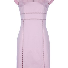 RED VALENTINO - FLUTTER SLEEVE DRESS