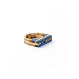 MapleXO - The Haight Ring / Recycled skateboards