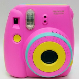 FUJIFILM - Colorful instax mini8