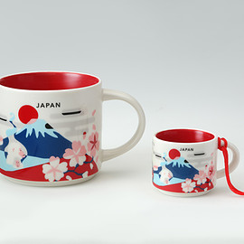 STARBUCKS - You Are Here Collection 日本限定
