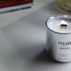 retaW - Fragrance Candle ALLEN*