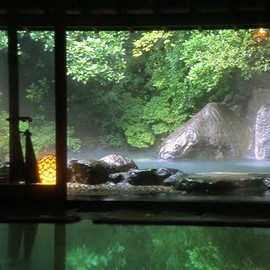 Gora Kadan - Hakone, Onsen, one week-end with Arrow