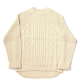 bal - DUCK TALE ALLAN CREW SWEATER